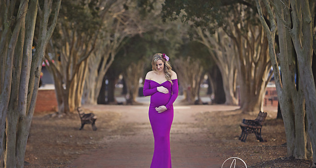 Jenni, Pensacola Maternity Photographer