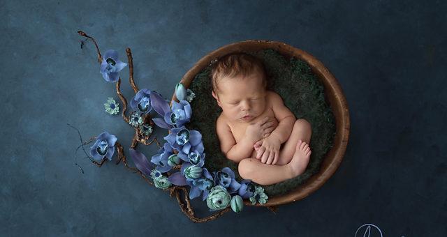 Andrew, Pensacola Newborn