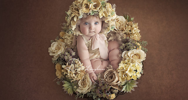 Skylar, Pensacola Baby Photographer