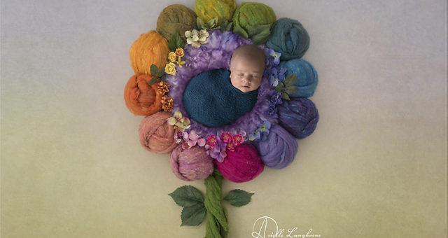 Thiago, a rainbow baby