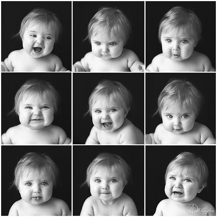 baby's expressions