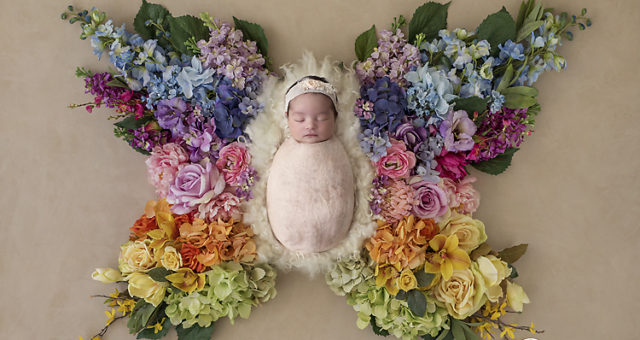 Adeline, Pensacola Newborn Photographer