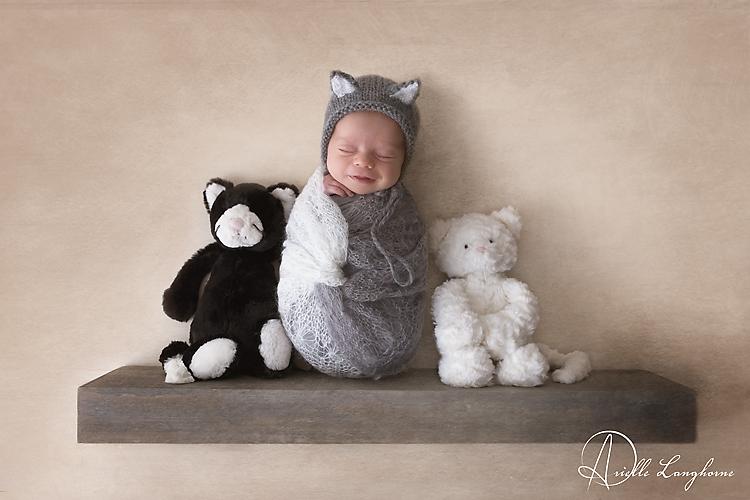 shelf baby
