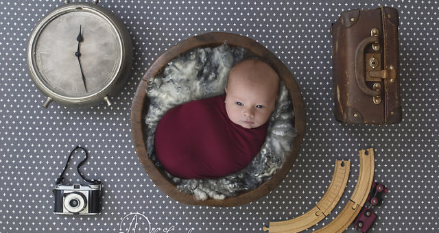 Milo, Pensacola Newborn Photographer