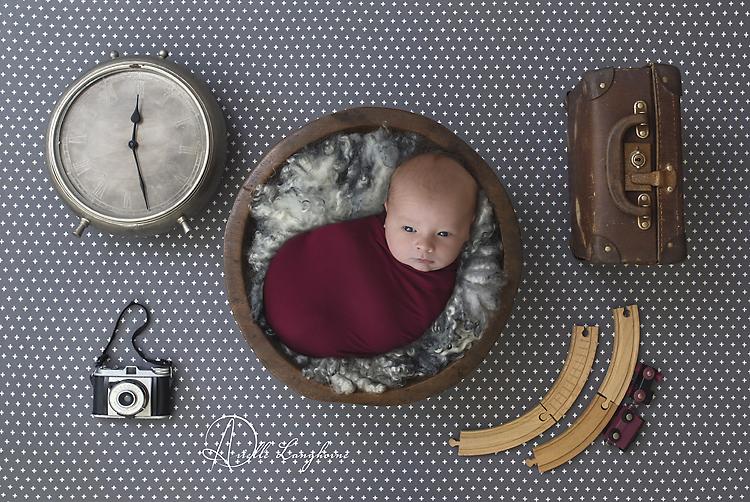 Milo, Pensacola Newborn Photographer