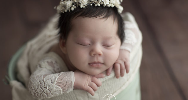 Lily, Pensacola Newborn Photographer