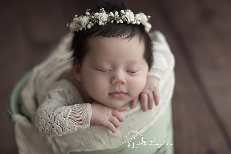 Lily, Pensacola Newborn Photographer