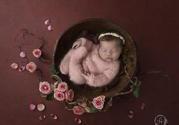 Baby T, Fairehope Newborn Photographer