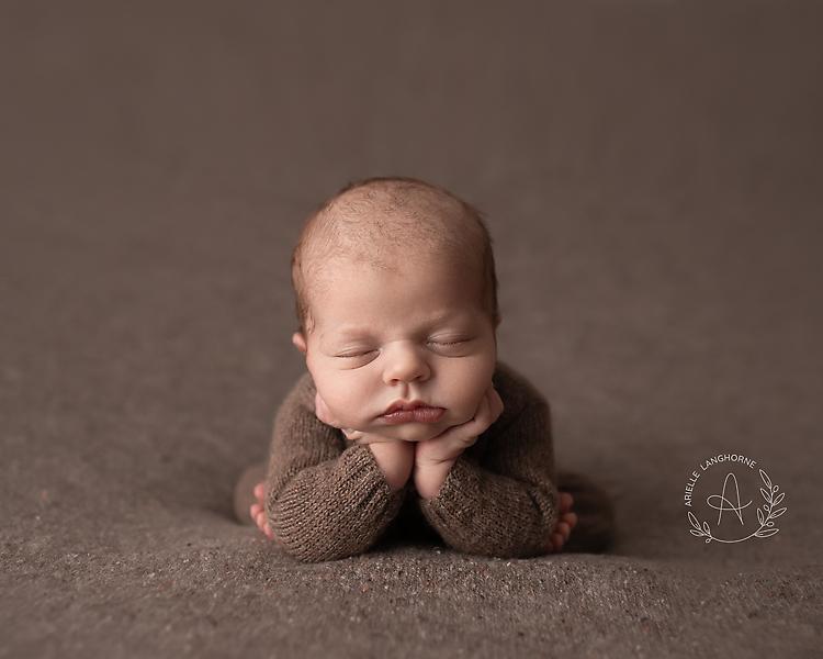 baby chin