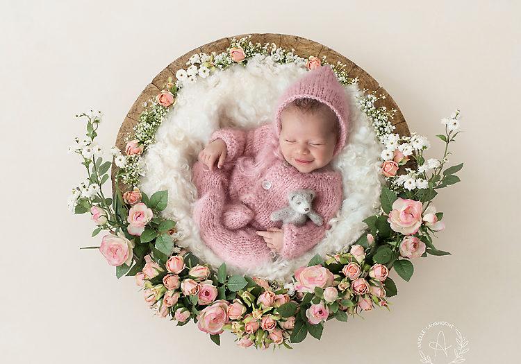 Charlotte, Pensacola Newborn Photographer