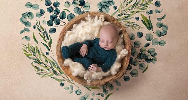 Lucas, Pensacola newborn photographer