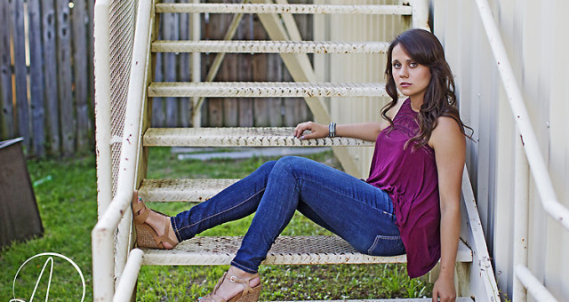 Molly, Pensacola High School senior